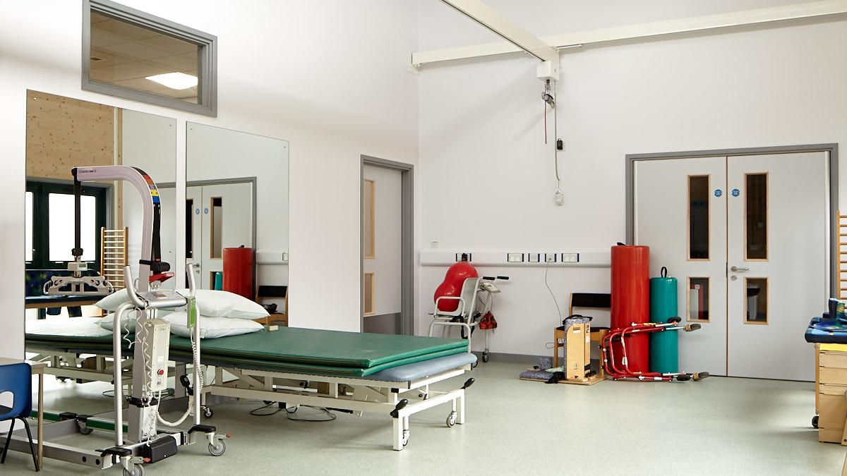 medical centre in special school