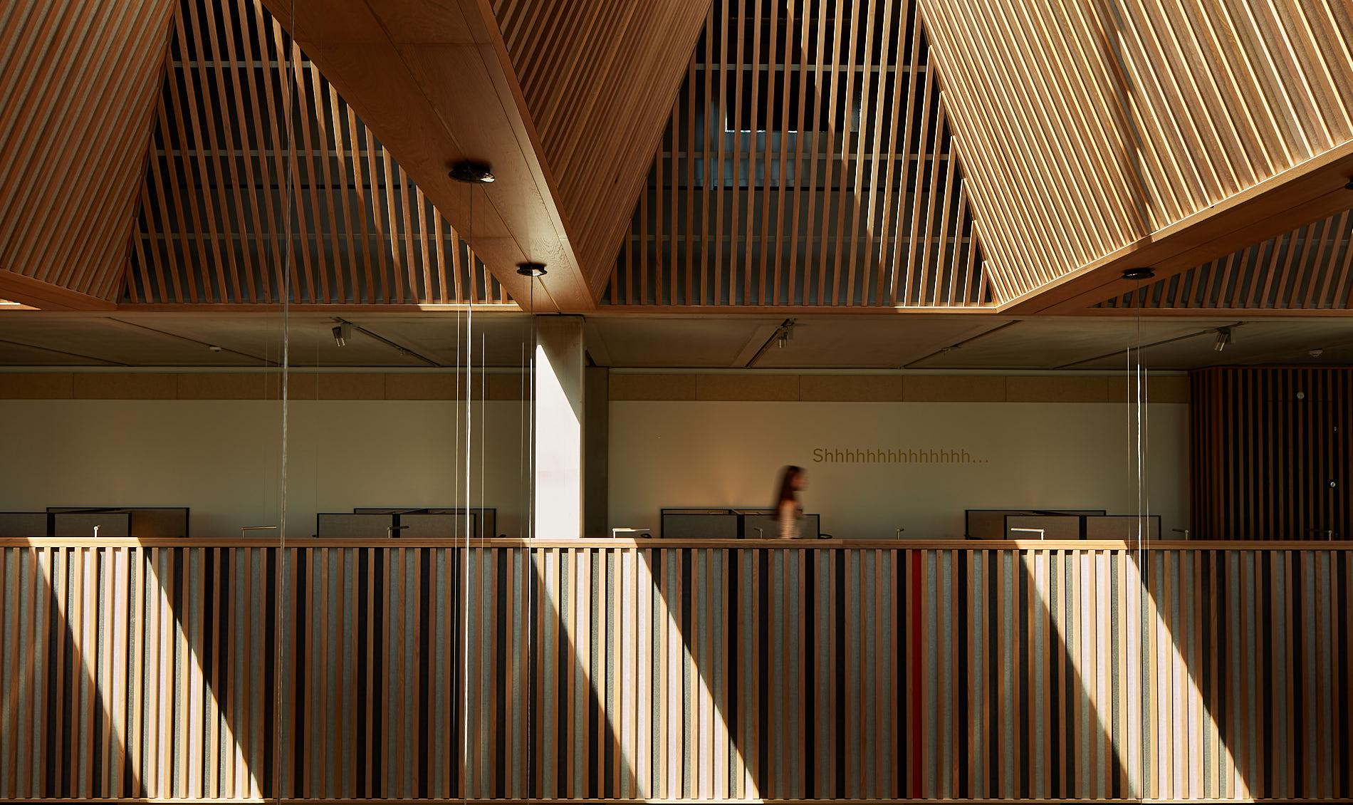 New Roehampton Library